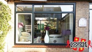 kunststof kozijnen geheel woonhuis in Gouda