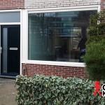 Renovatie met kunststof voordeur en kozijnen in Gouda